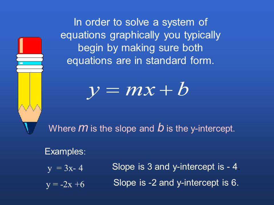 Method #1 Graphically Method #2 Algebraically Using Addition and/or Subtraction Method #3 Algebraically Using Substitution Door #1 Door #2 Door #3