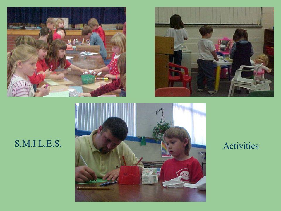 S.M.I.L.E.S. Activities