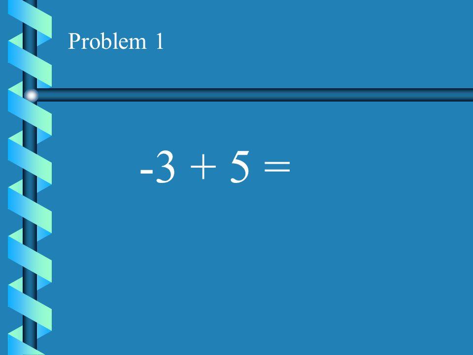 ADDING INTEGERS 1. POS. + POS. = POS. 2. NEG. + NEG. = NEG. 3. POS. + NEG. OR NEG. + POS. SUBTRACT TAKE SIGN OF BIGGER ABSOLUTE VALUE