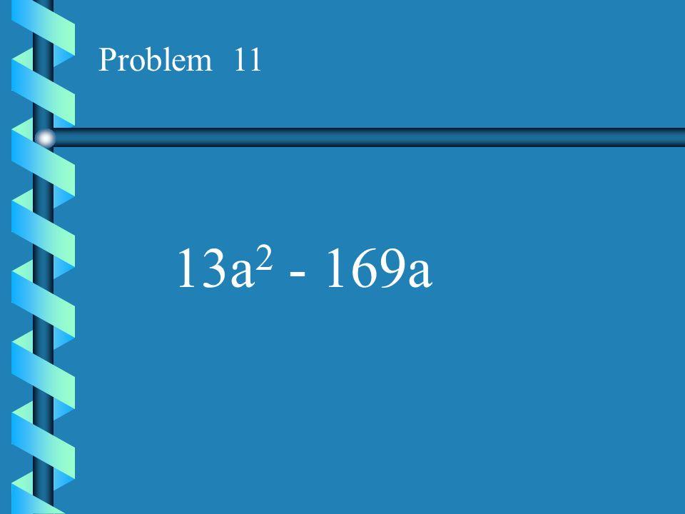 Problem 10 5 + 15n + 45m
