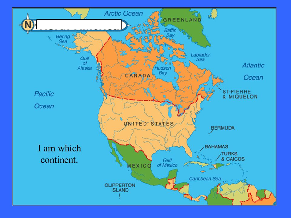Answer 3 Topic 1 I am which continent.