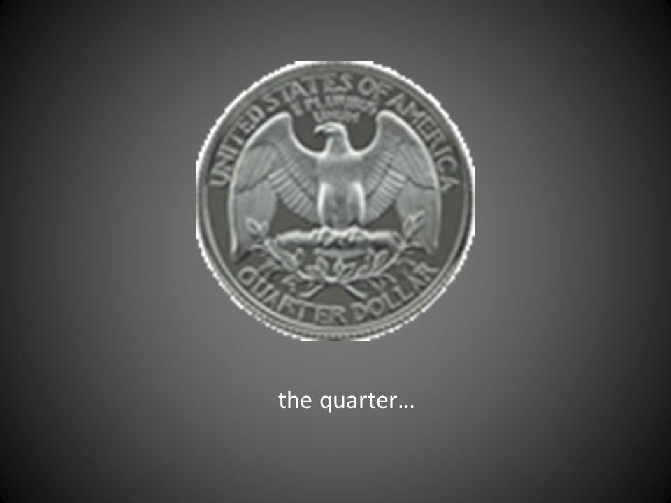 the quarter…