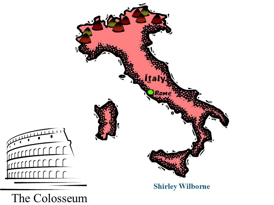 The Colosseum Shirley Wilborne