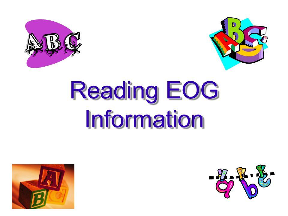 Reading EOG Information