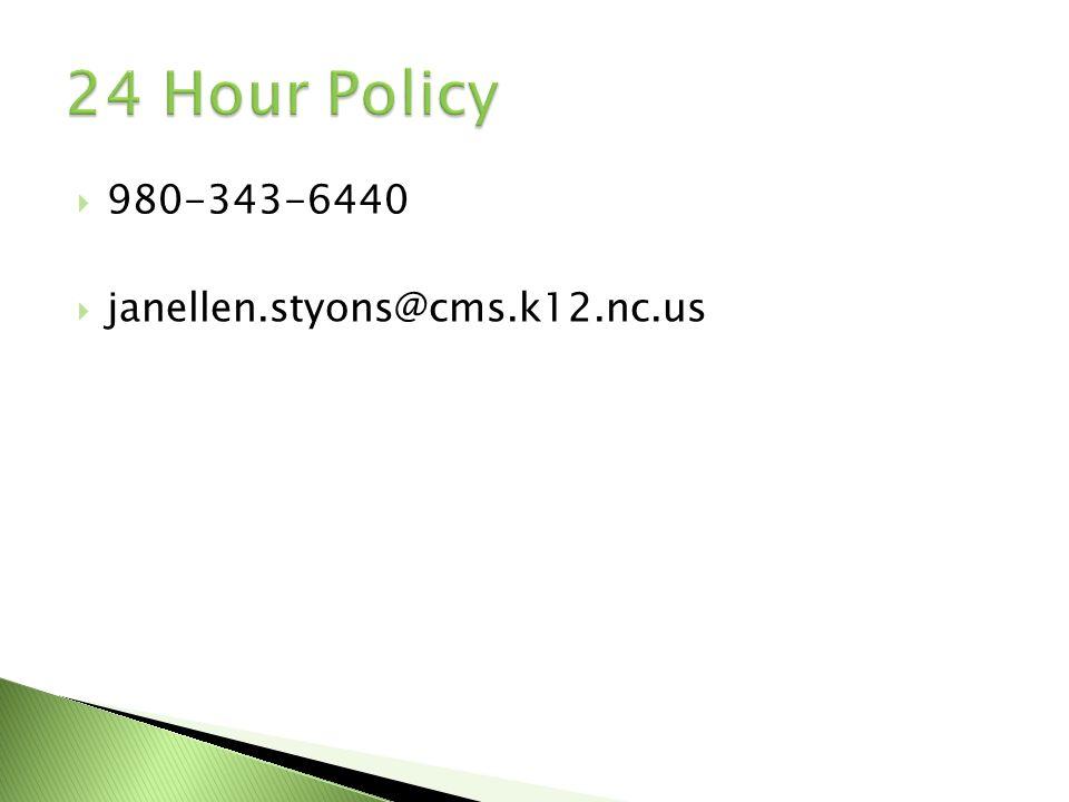 980-343-6440 janellen.styons@cms.k12.nc.us