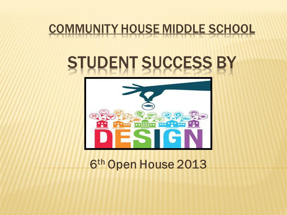 6 th Open House 2013