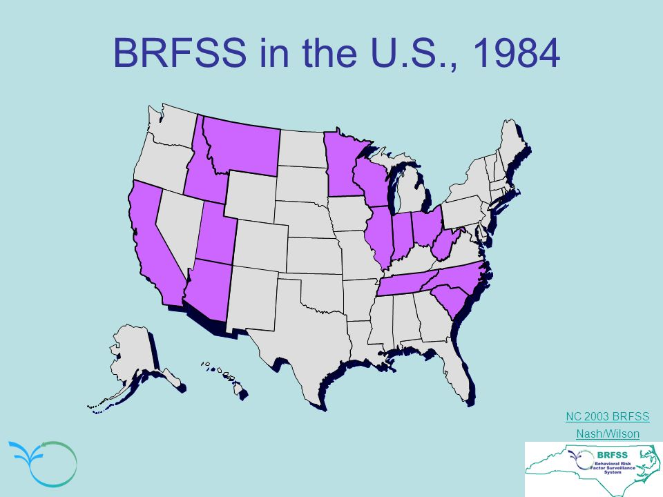 NC 2003 BRFSS Nash/Wilson A Pregnant Woman w/HIV Can Get Treatment to Reduce Chances that Baby Will Acquire Virus* XIV.
