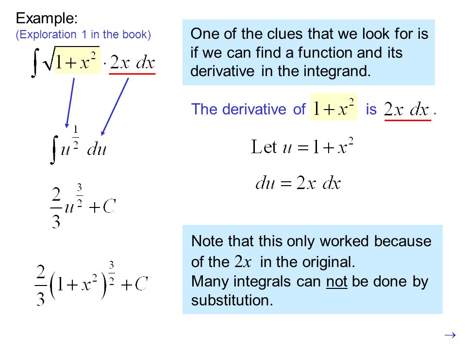 Example 2: Solve for dx.