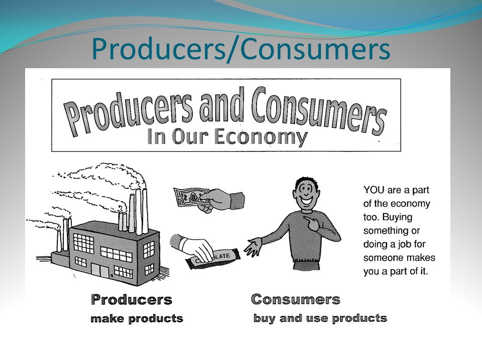 Producers/Consumers