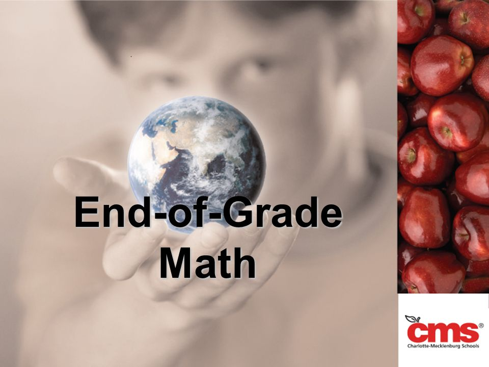 End-of-Grade Math