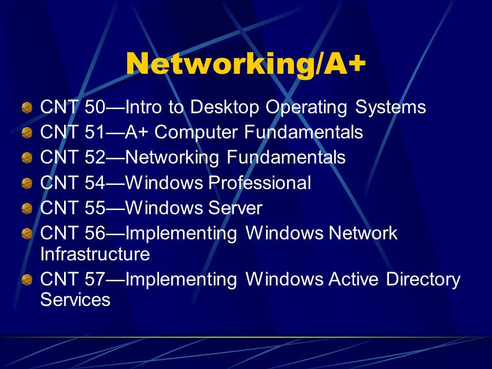 LPC Networking Classes Microsoft/Cisco/Unix