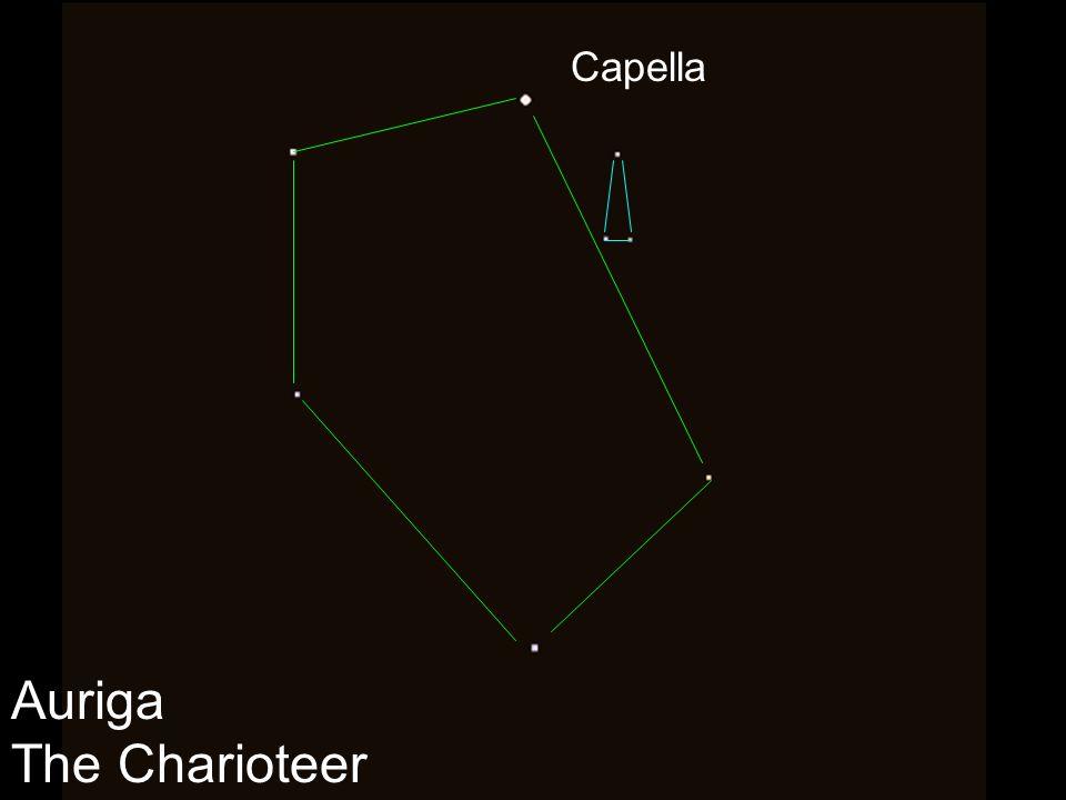 Auriga The Charioteer Capella