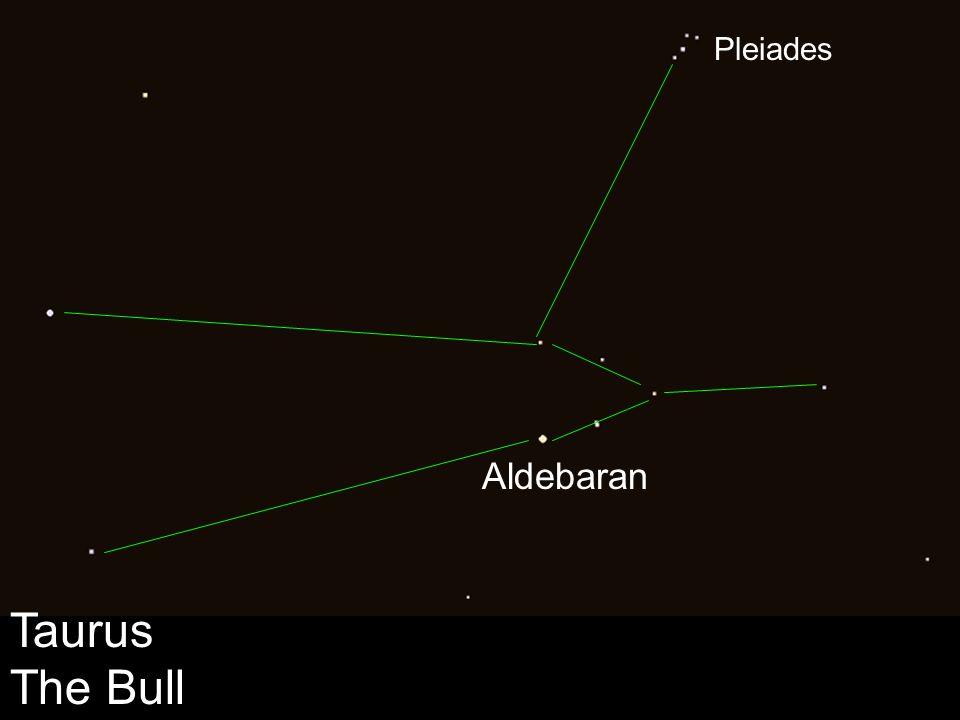 Taurus The Bull Aldebaran Pleiades