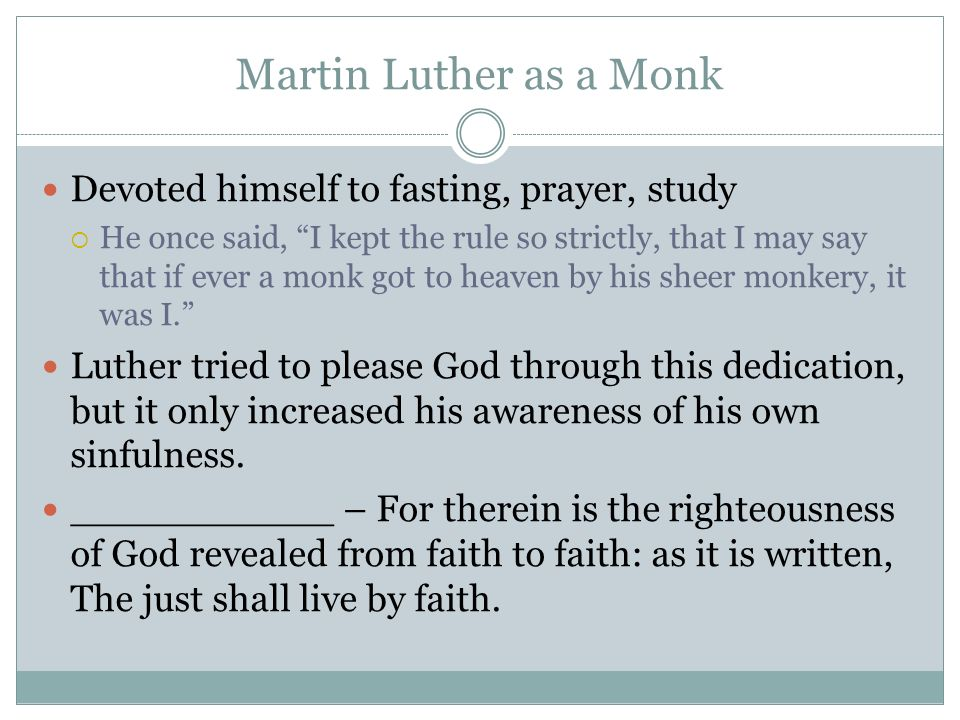 Justification By Faith Vs.