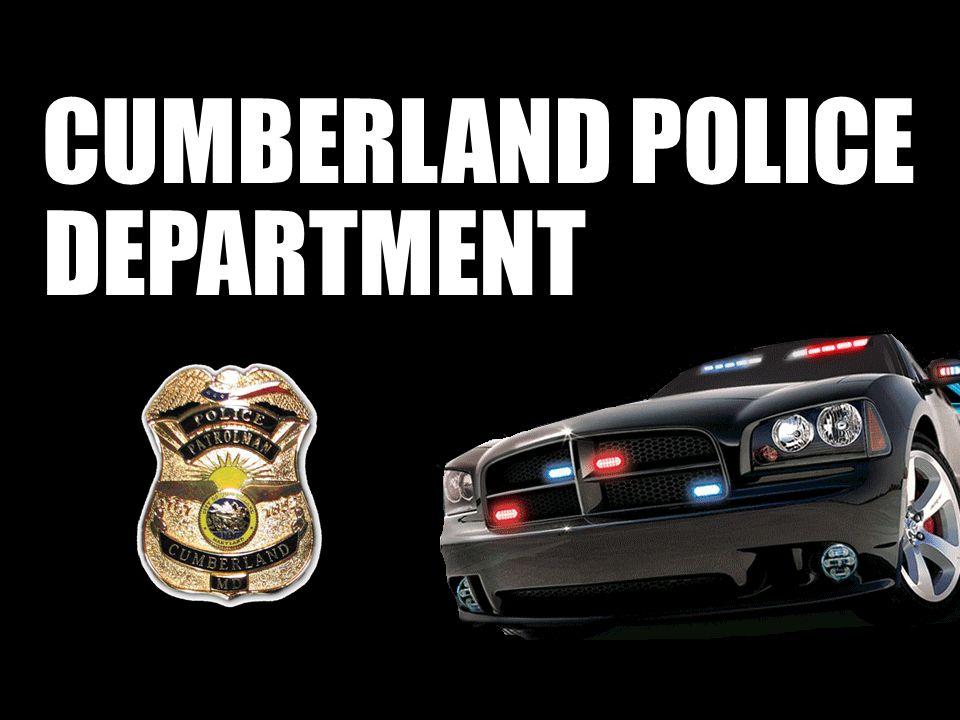 CUMBERLAND POLICE DEPARTMENT