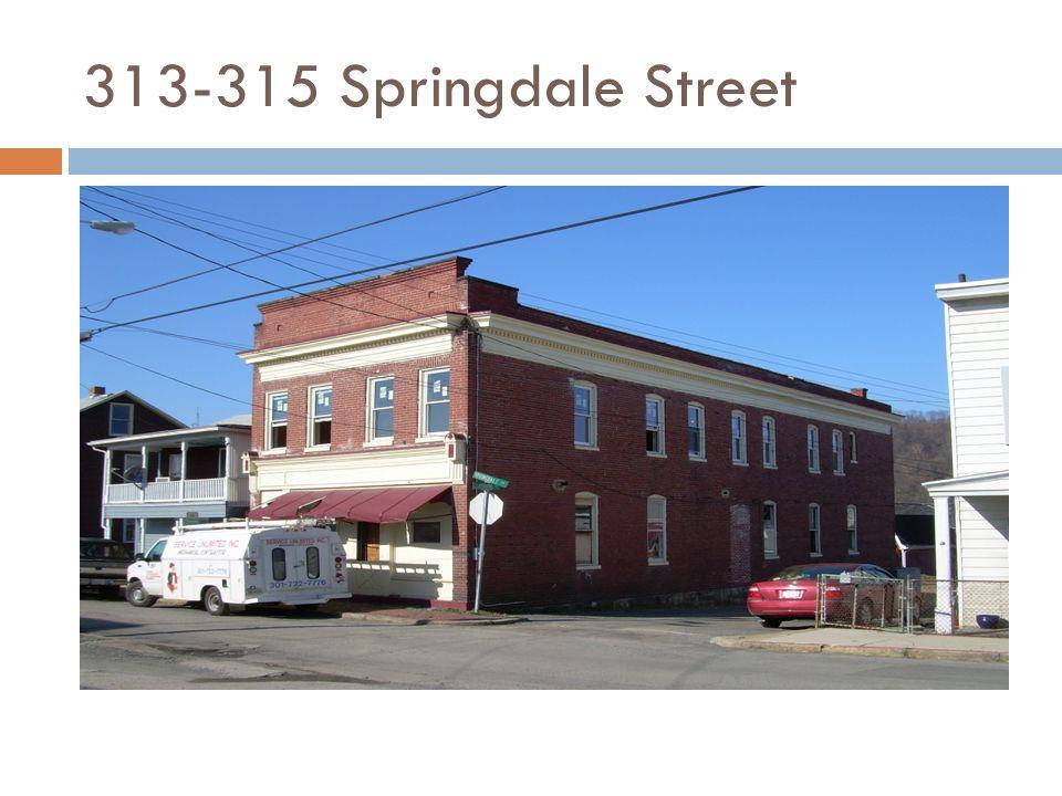 313-315 Springdale Street