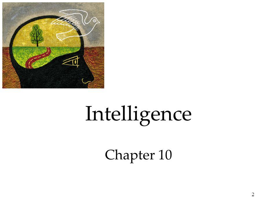 2 Intelligence Chapter 10