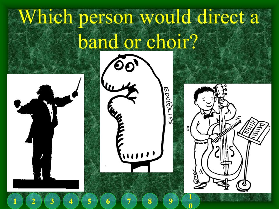 Which is a treble clef 123456789 1010