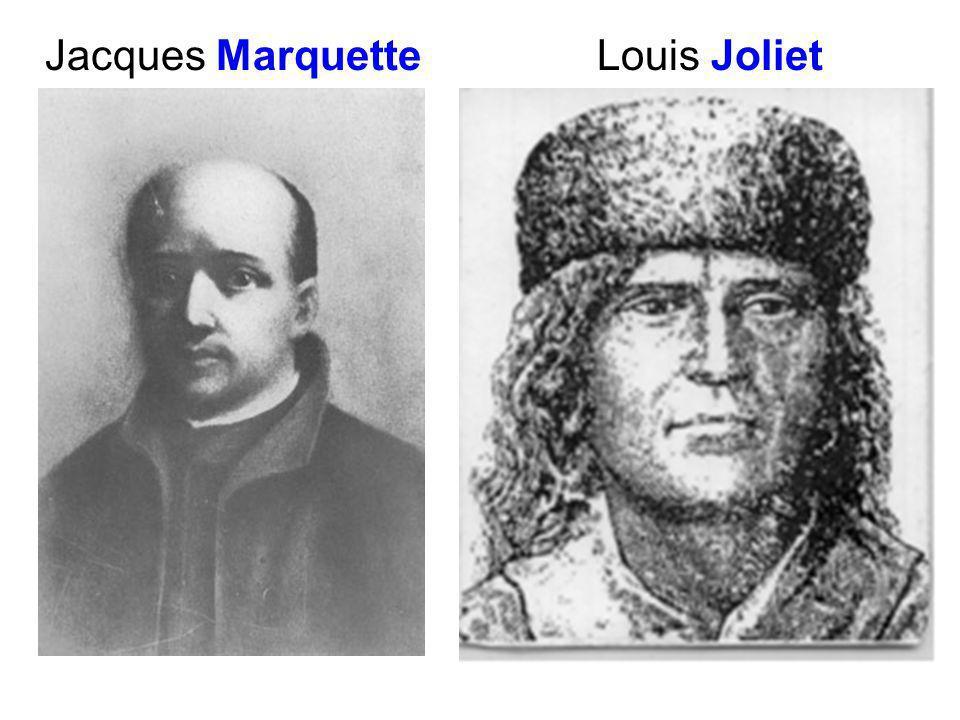 Jacques Marquette Louis Joliet