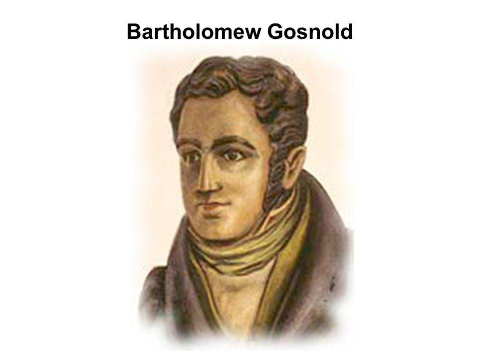 Bartholomew Gosnold