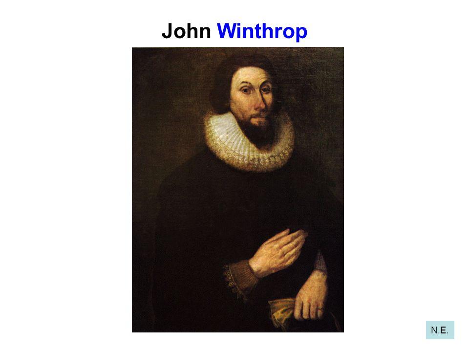 John Winthrop N.E.