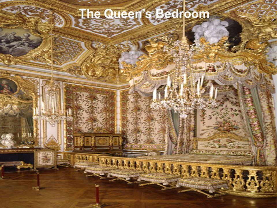 The Queens Bedroom