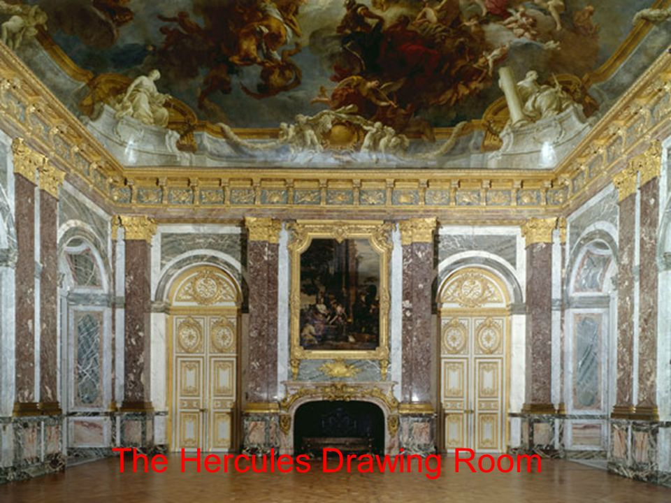 The Hercules Drawing Room