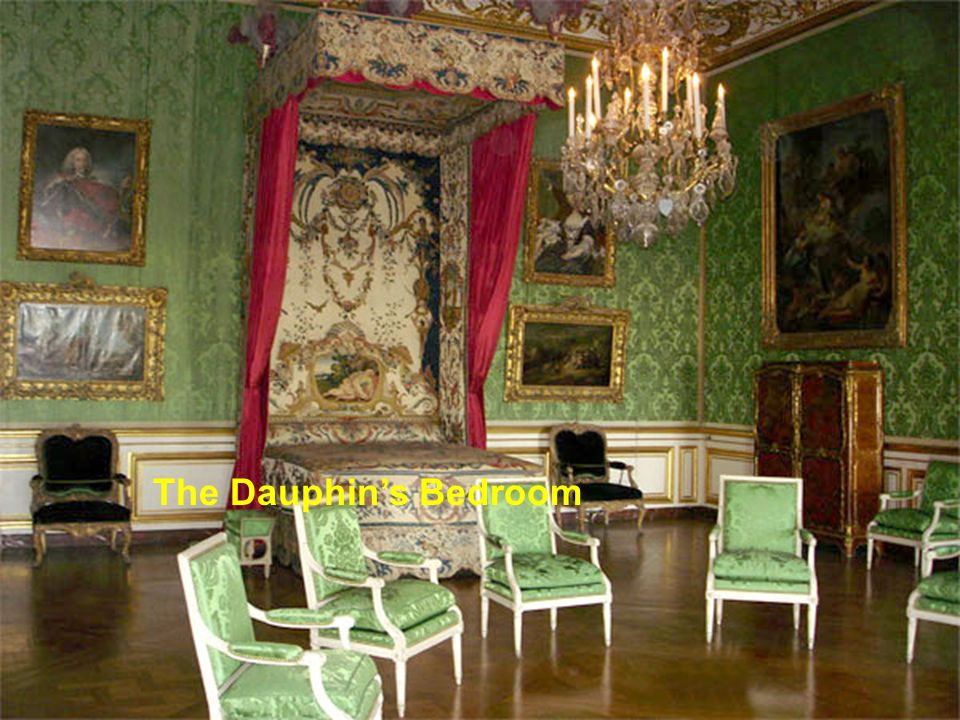 The Dauphins Bedroom