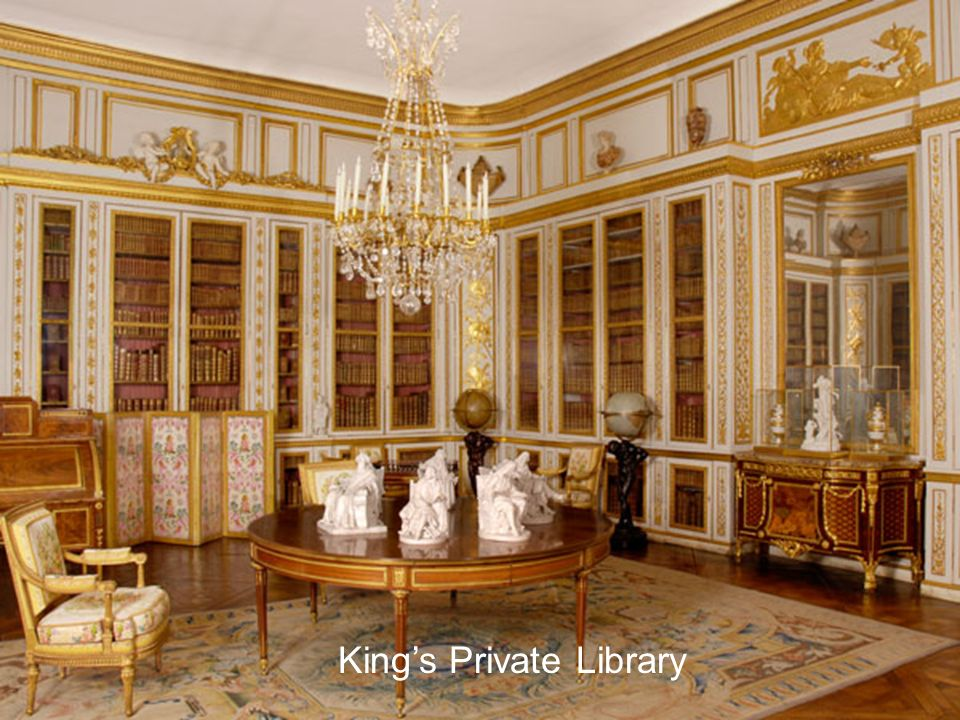 Kings Private Library