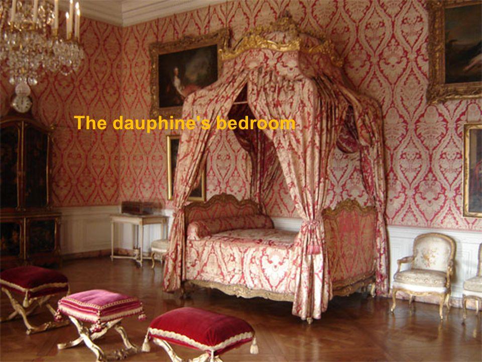 The dauphine's bedroom