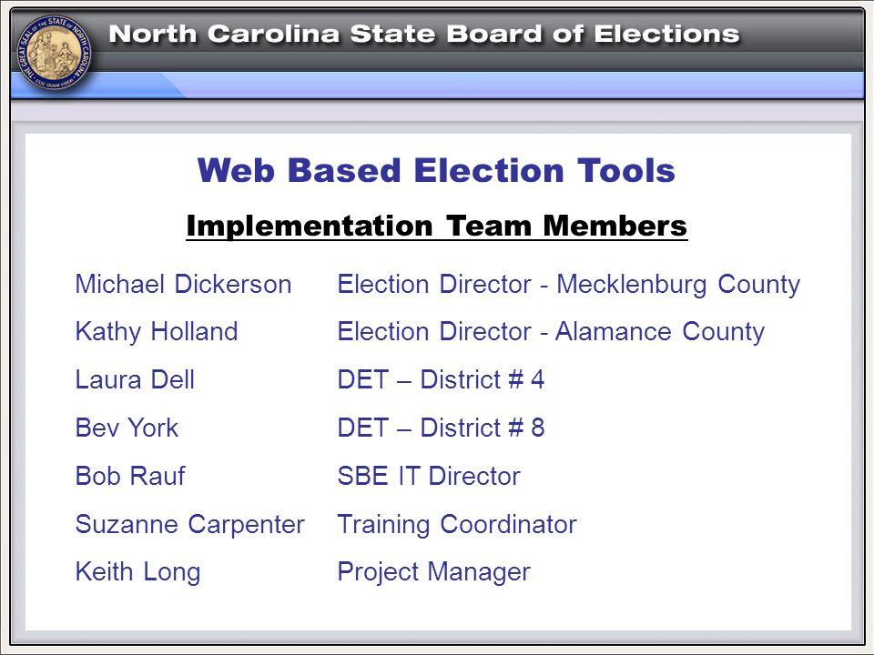 SOE Software Election Suite
