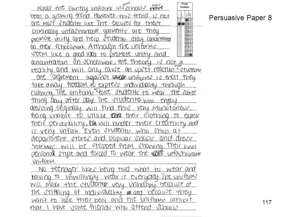 117 Persuasive Paper 8