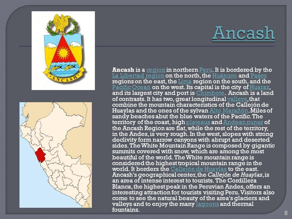 Apurímac is a region in central Peru.