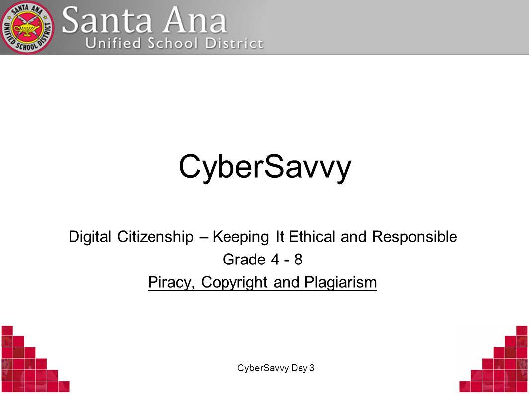 CyberSavvy Day 3