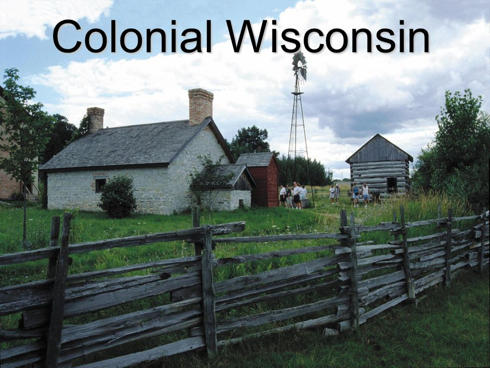 Colonial Wisconsin