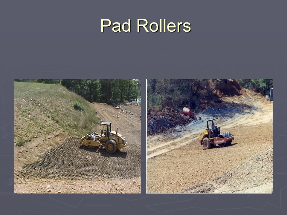 Pad Rollers Pad Rollers