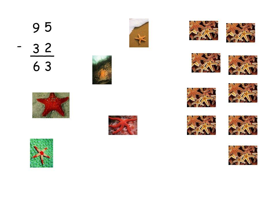 9 5 - 3 2 ___ 36