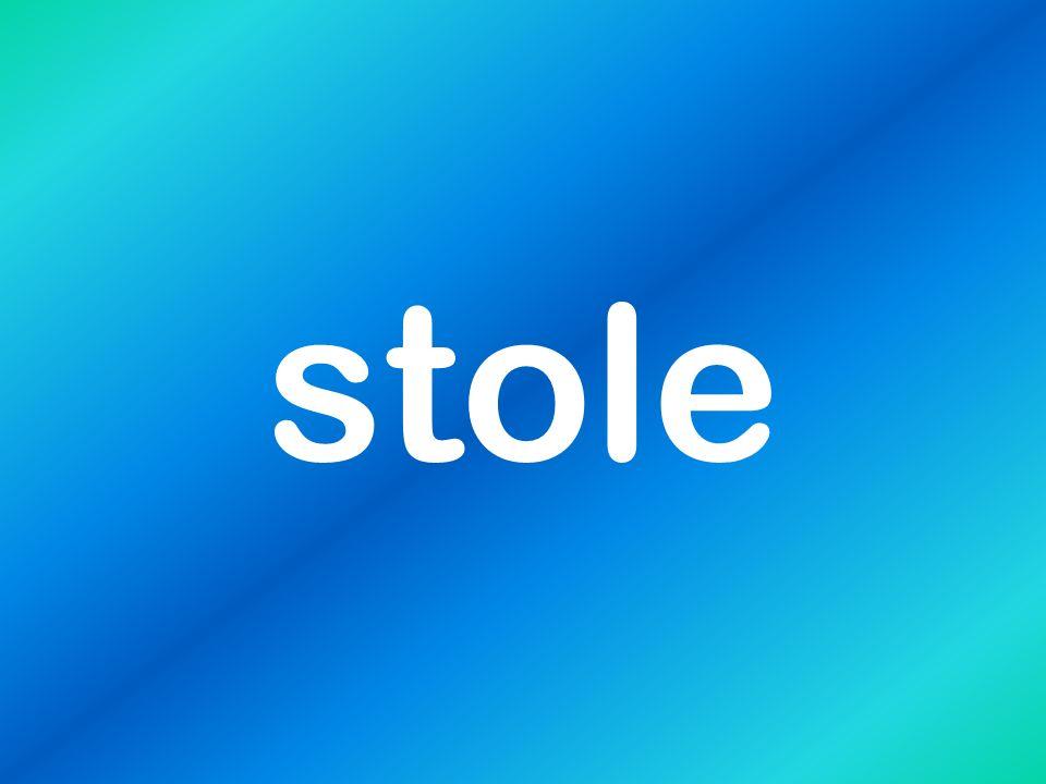 stole