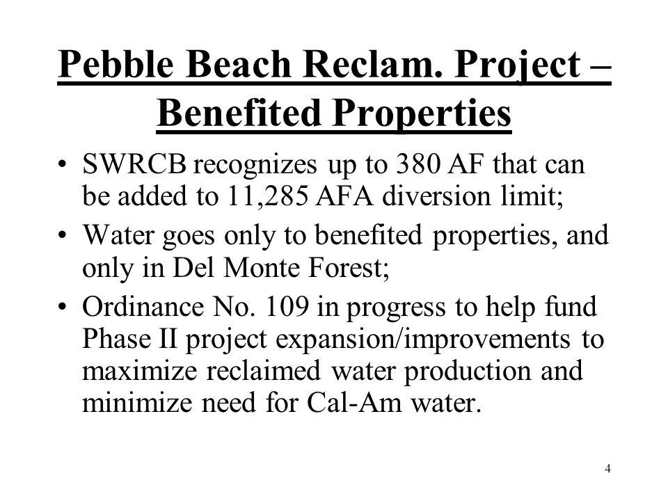 4 Pebble Beach Reclam.