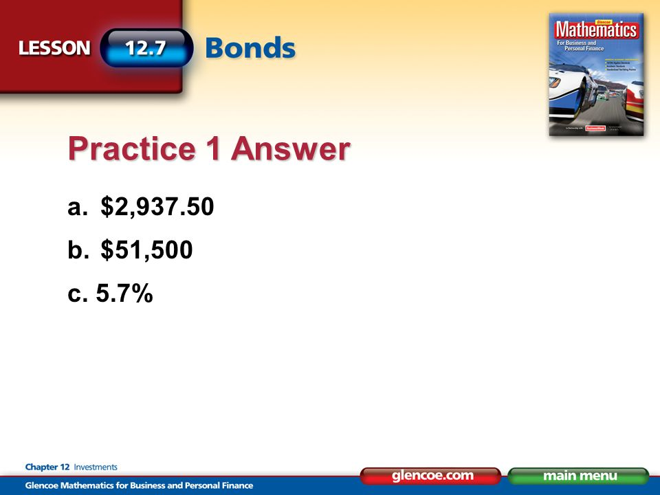 Amy Wendell purchased four $10,000 bonds at 95.75.