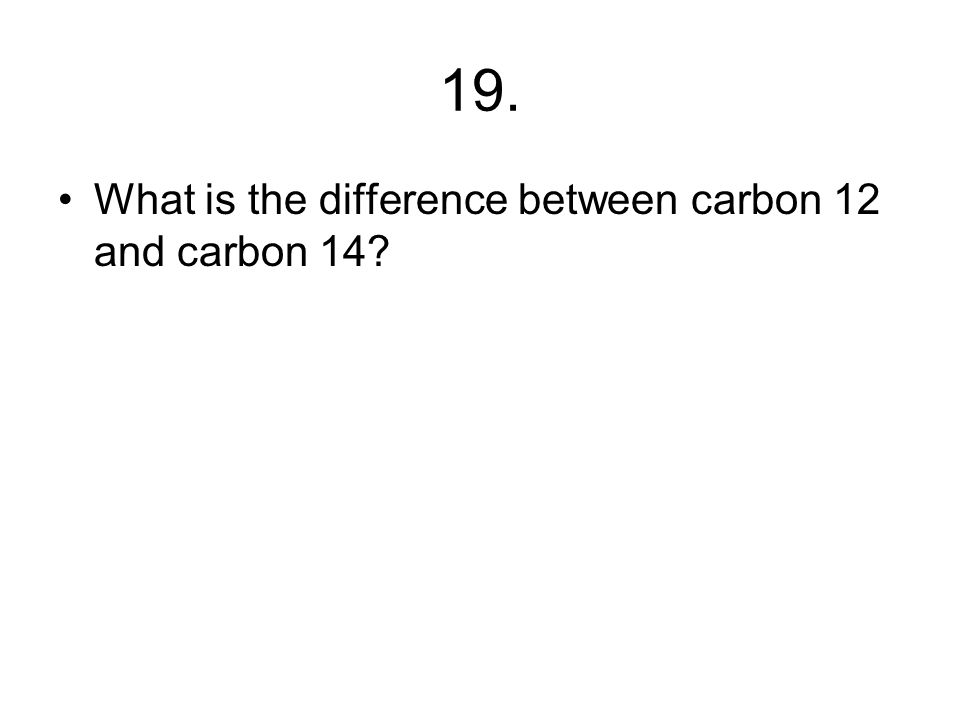18. Why is the average atomic mass on the periodic table not usually a whole number