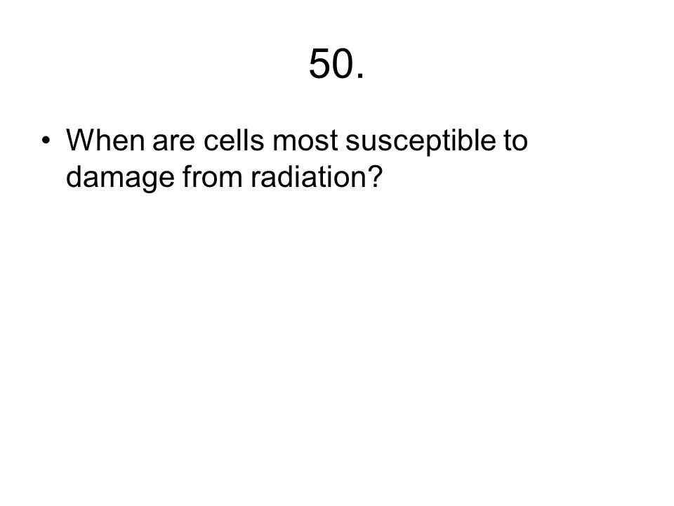 49. What equation could be used to calculate the energy released in a nuclear reaction