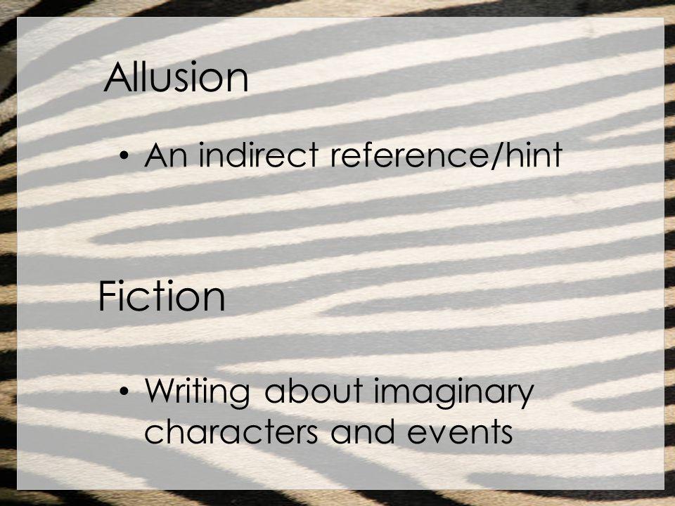Dialogue Conversation between characters Drama A play