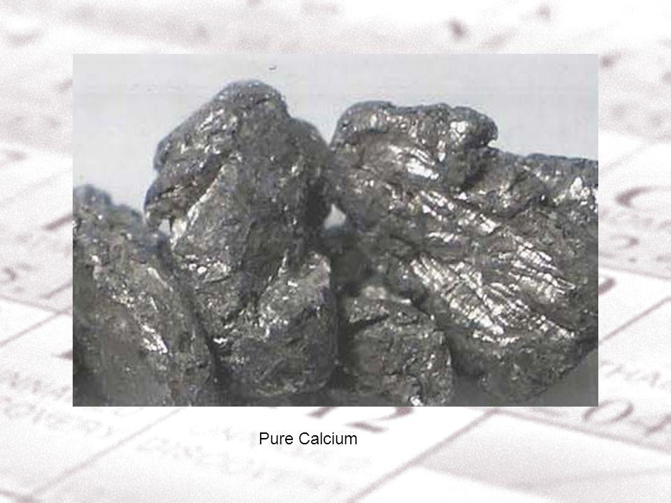 Pure Calcium