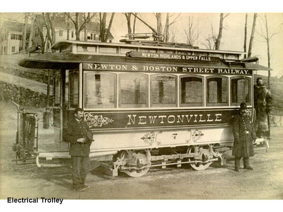 Electrical Trolley