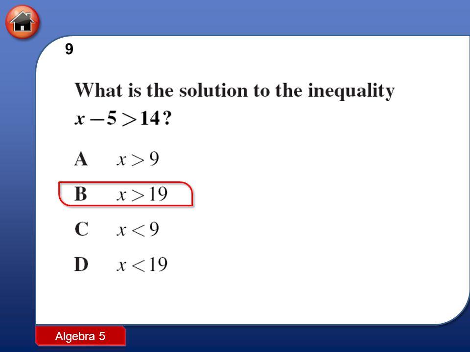 Advanced Algebra Standards Standards