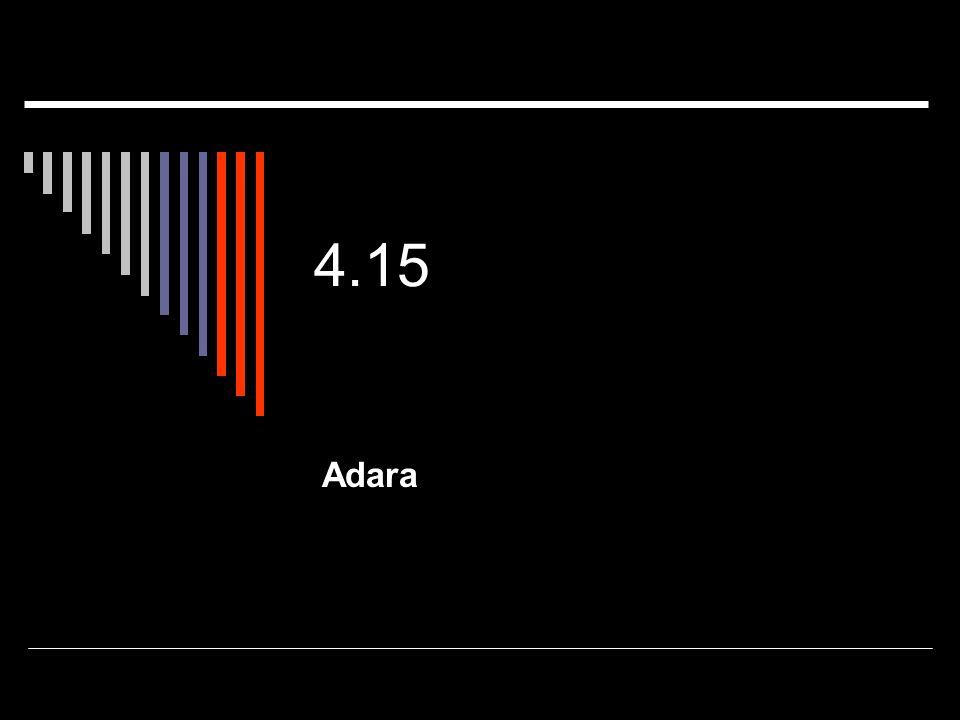 4.15 Adara