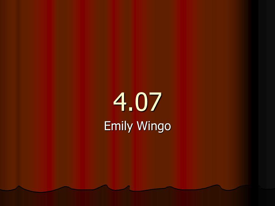 4.07 Emily Wingo