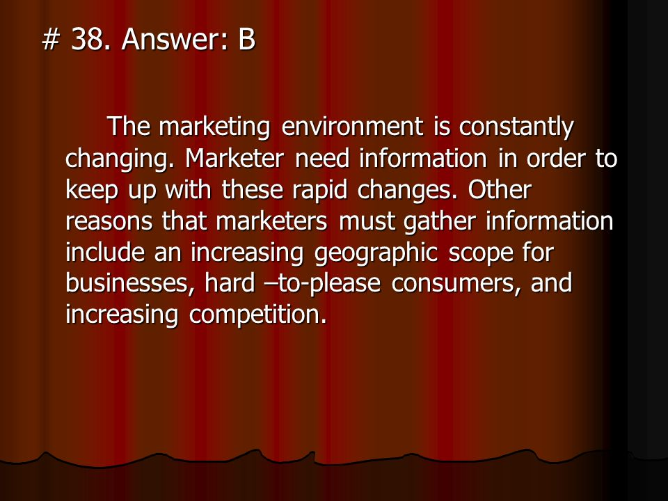 39.How can researchers protect the integrity of the marketing information they collect.