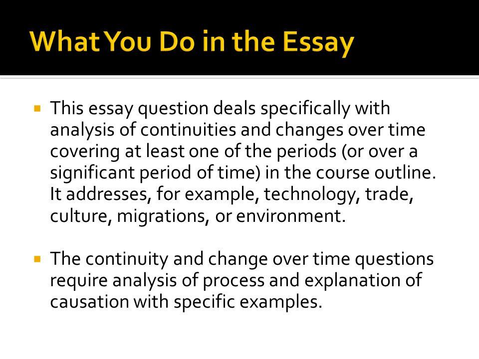 How to write a political analysis essay?